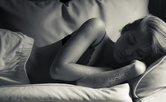 Como dormir melhor à noite