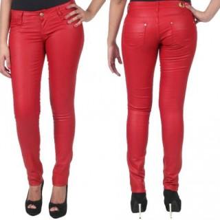 Jeans resinado