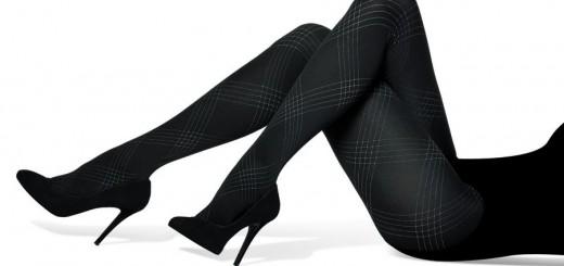 Como usar meia-calça